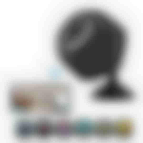 Bezprzewodowa kamera noktowizyjna WiFi SENSORI